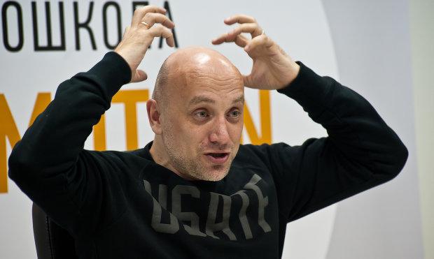 Письменник-терорист Прилєпін, який втік з Донбасу, вигадав собі виправдання