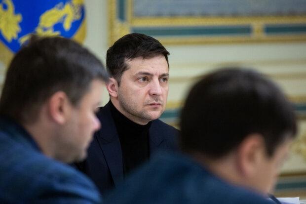 Заседание СНБО, сайт президента