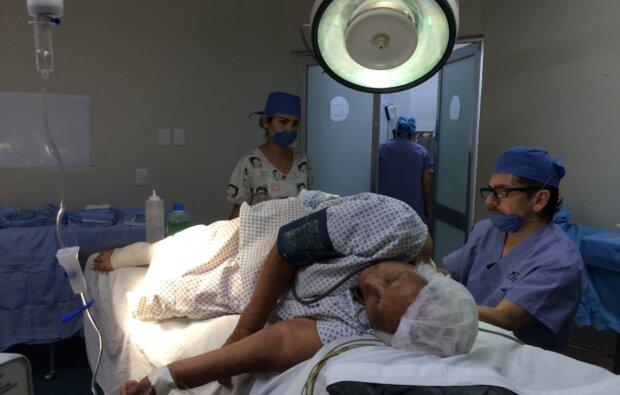 Пациент, фото pxhere