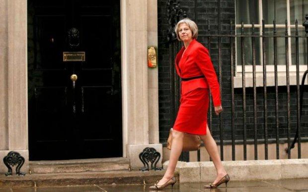 Мэй пообещала спасти британцев от мигрантов