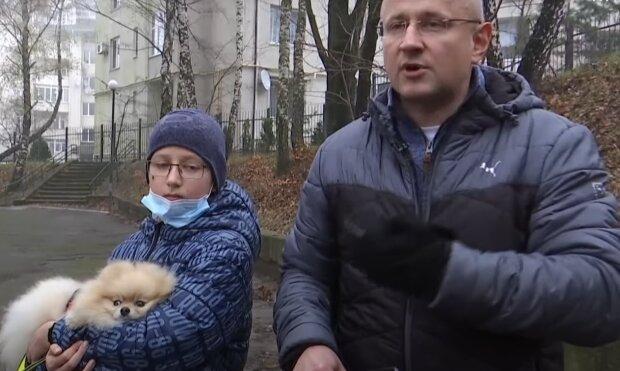 """У Львові озвіріла вівчарка накинулася на чоловіка зі шпіцом: """"Жалібний гавкіт і 40 швів"""""""