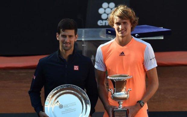 Рейтинг ATP: Прорыв Зверева, небольшой прогресс украинских теннисистов