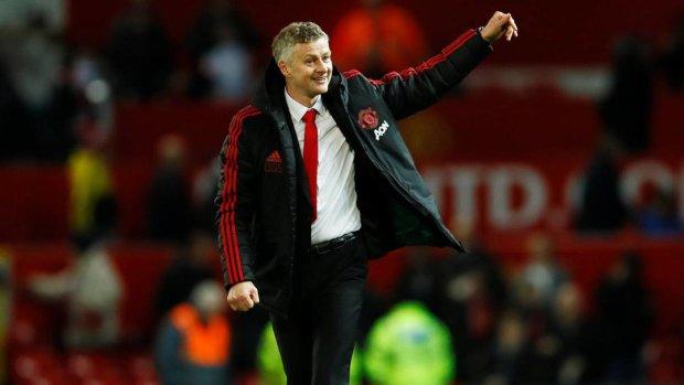 Сульшер отримав у Манчестер Юнайтед те, про що мріють всі тренери