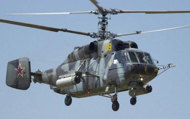 Це знак: в Росії розбився ще один військовий вертоліт, є загиблі