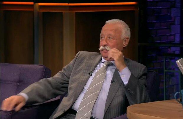 Леонид Якубович, скриншот с видео