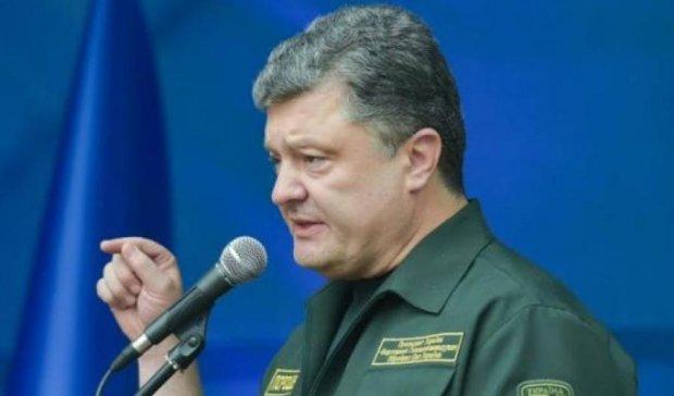 Порошенко запросив в Україну миротворців