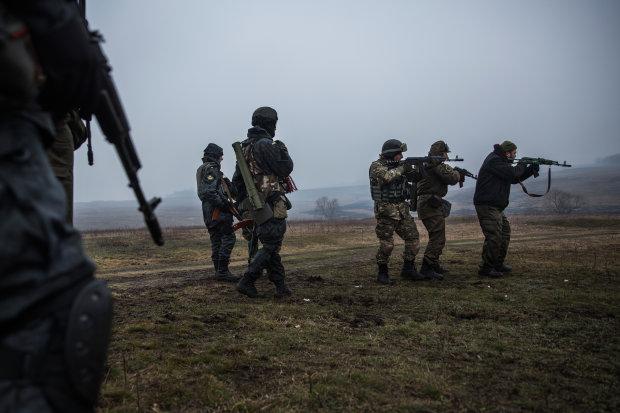 Путинские боевики накрыли украинских героев адским огнем, но дорого за это заплатили