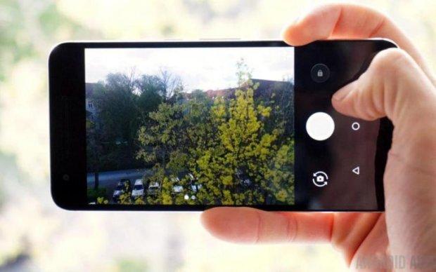 Google готує сюрприз любителям мобільної фотографії