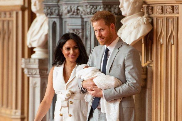 Меган Маркл і принц Гаррі обрали хрещених батьків для малюка: кому пощастило