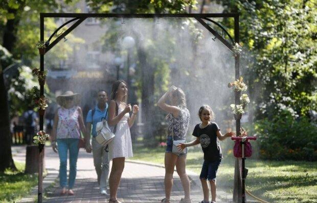 Парк, фото: Unian
