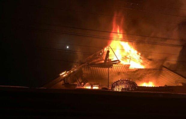 Пожежа, скріншот: YouTube
