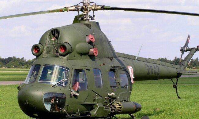 Вісім людей загинуло при падінні вертольота у Словаччині