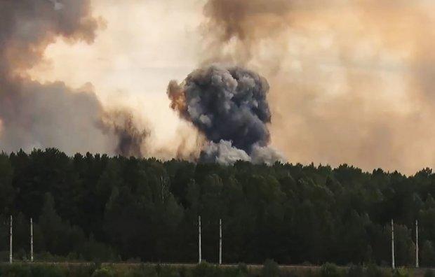 """Вибух на російському полігоні обріс страшними деталями, Чорнобиль здасться запальничкою: """"Радіація перевищена в 20 разів"""""""