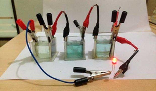 В Індії вчені винайшли батарейку, яка сама заряджається