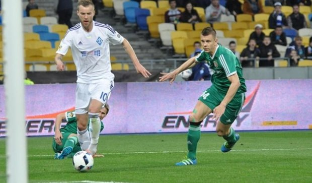 Динамо сенсаційно програло Ворсклі