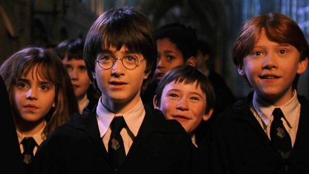 """""""Гаррі Поттер"""", кадр з фільму"""