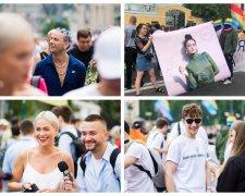 Українські зірки підтримали КиївПрайд-2019. Фото у колажі: orest.com.ua