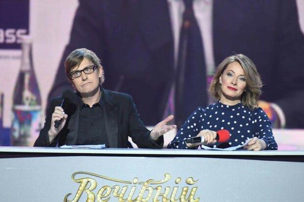 Степан Казанін і Олена Кравець з Кварталу 95