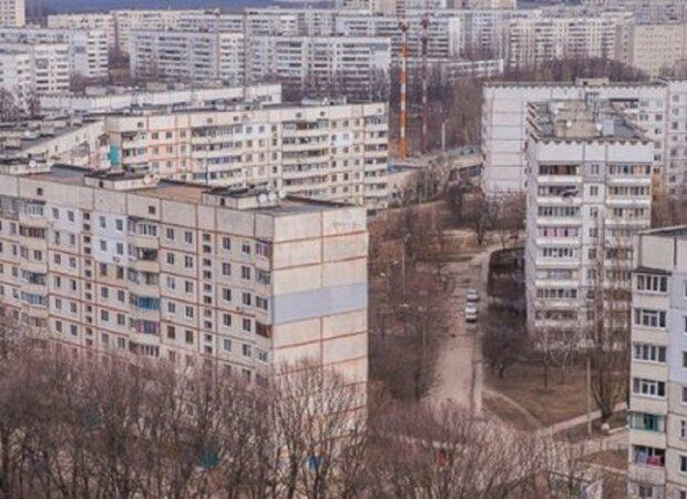 Будинки в Харкові. Фото: Редпост.