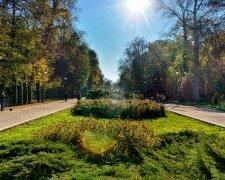 Парк у Франківську, фото: Місто Івано-Франківськ