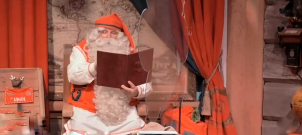 Санта Клаус, фото: скриншот из видео