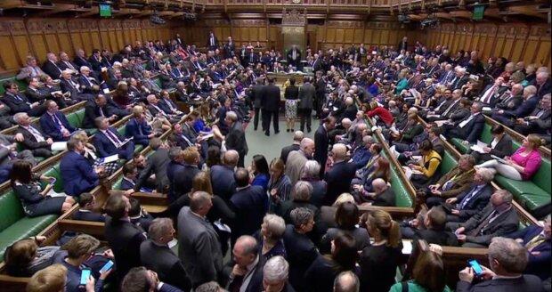 Британський парламент, Reuters
