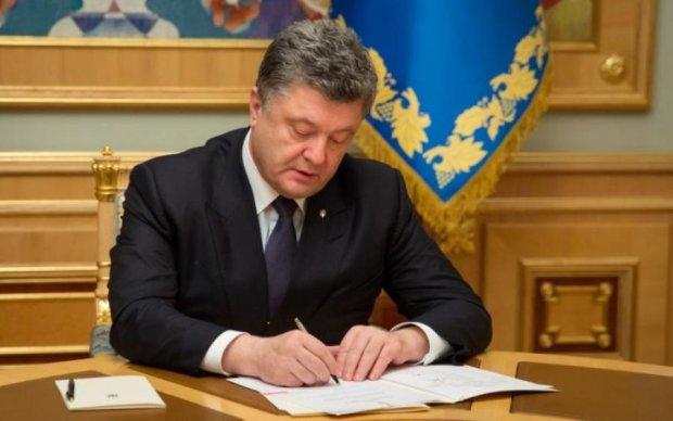 Десятилетняя украинизация: Порошенко подписал интересный указ