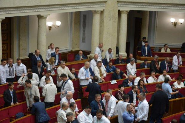 """""""Народний фронт"""" виходить з коаліції: розпуск Ради заблоковано"""