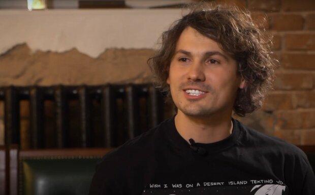 Євген Кот, скріншот з відео