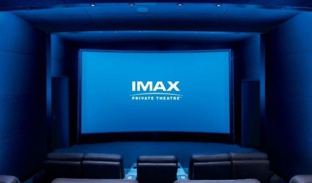 IMAX кино будет доступно дома