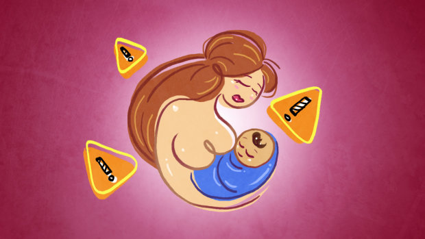 Мамам на заметку: как кормление грудью влияет на здоровье сердца