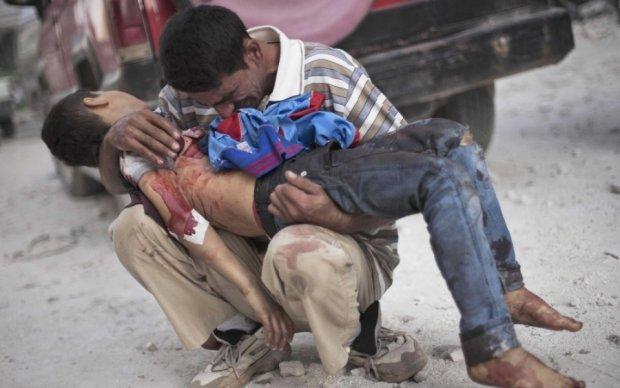 Газовая атака в Сирии унесла жизни полусотни людей
