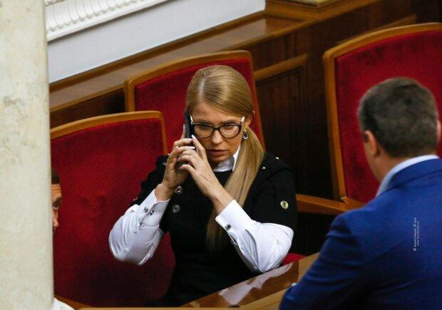 Хвору на коронавірус Тимошенко відправили лікуватися додому, політик звернулася до українців
