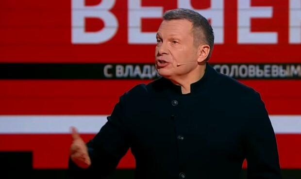 """Осатанілий Соловйов поділився нетверезою ідеєю про """"нормандський формат"""": """"Ну давайте Азарова і Януковича"""""""