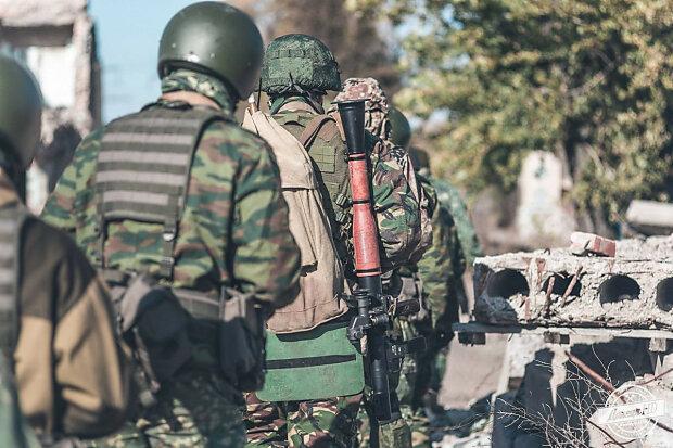 Донбас в окупації