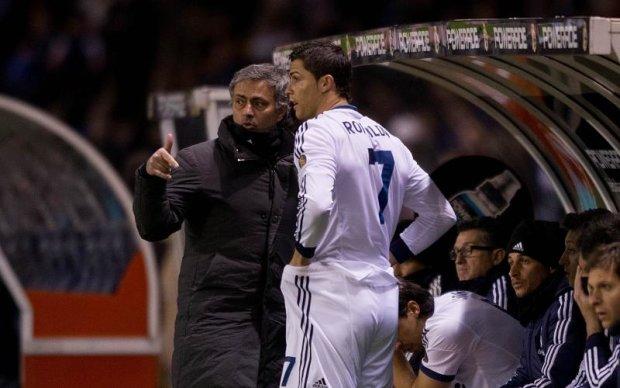 Наставник Манчестер Юнайтед не хоче бачити Роналду у клубі