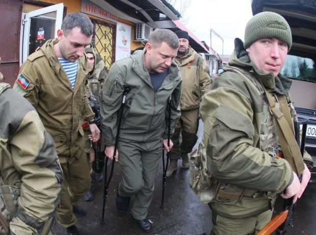 "Захарченко воскрес, но его ""повесили"" в Италии: фото"