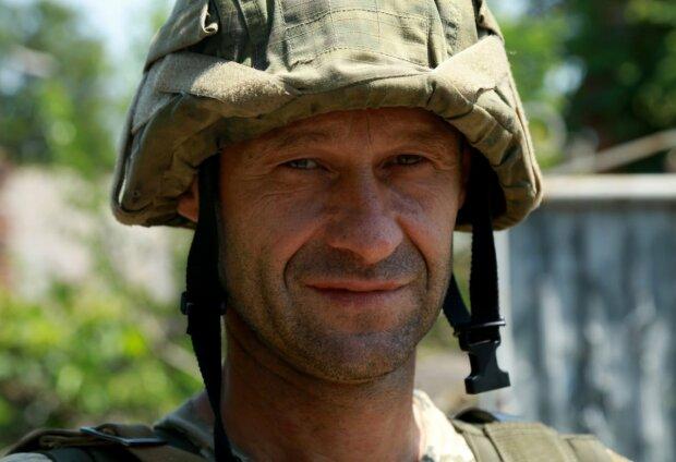 Военный Александр, фото: Facebook ООС