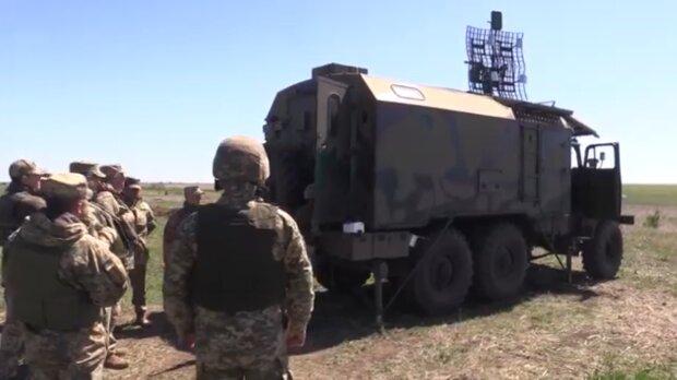 Ситуация на Донбассе, скриншот: YouTube