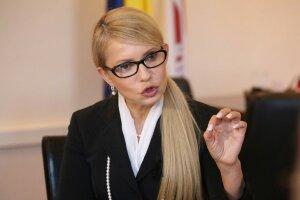 Юлія Тимошенко, фото nbnews