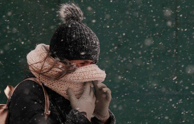 Шторм і сильні морози накриють Україну в найближчі дні: синоптики дали тривожний прогноз погоди