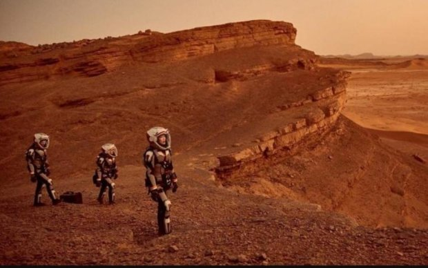 Древній артефакт з Землі раптово знайшли на Марсі