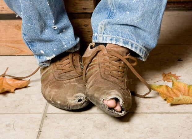 Бедность, фото: zik.ua
