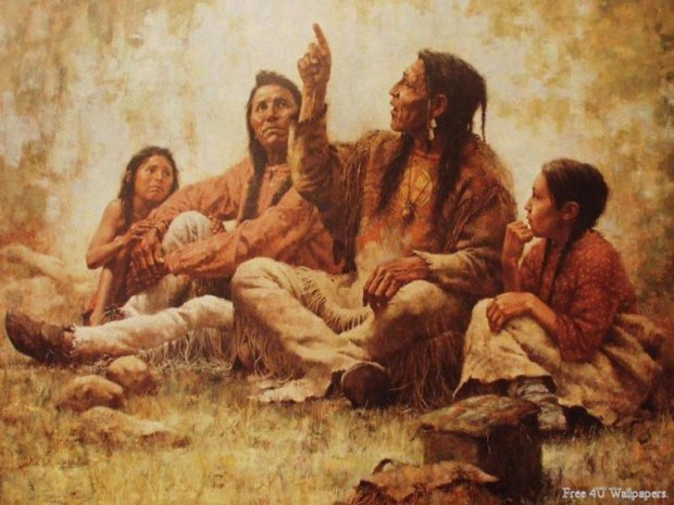 """""""Хорошо сказанное слово лучше метко брошенного топора"""": мудрость индейского народа, прошедшая сквозь века"""