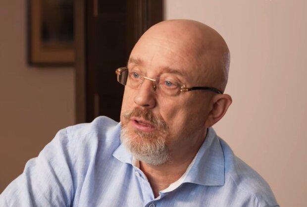 Алексей Резников, скриншот из видео