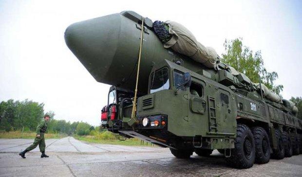 Россия угрожает применением ядерного оружия