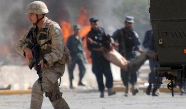 Кабул здригнувся від потужного вибуху
