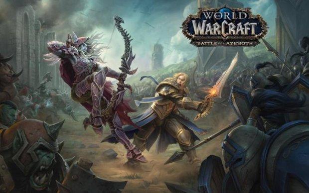 World of Warcraft: дата виходу Battle for Azeroth