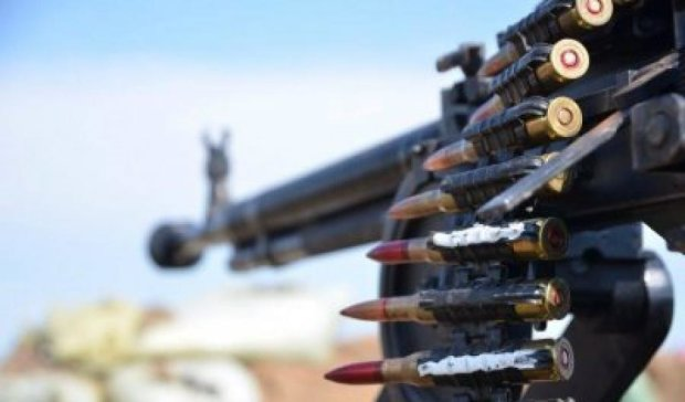 Боевики обстреляли Донбасс из гранатометов и пулеметов 20 раз