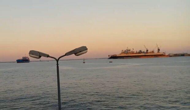 Африканские порты, скриншот: YouTube